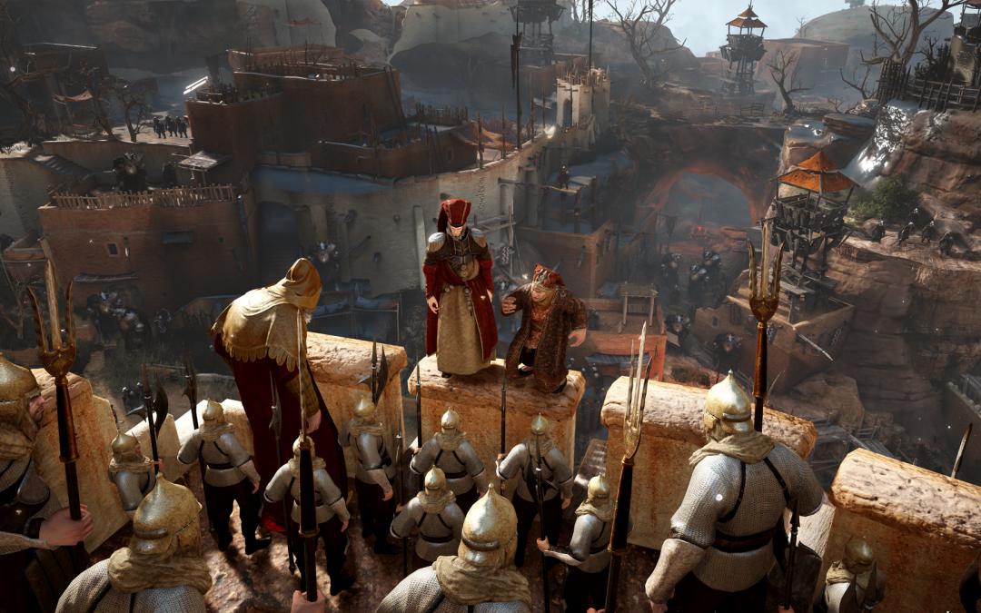 Sandbox-MMORPG Black Desert erscheint am 22. August auf PS4