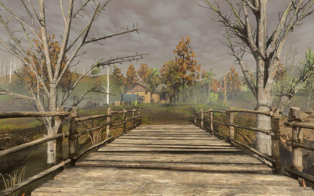 Seht euch die neue Outland-Erweiterung von H1Z1 an, die heute für PS4 erscheint