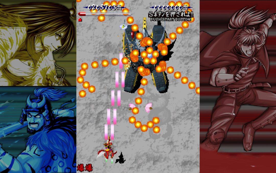 Vasara Collection landet am 13. August auf PS4 und PS Vita