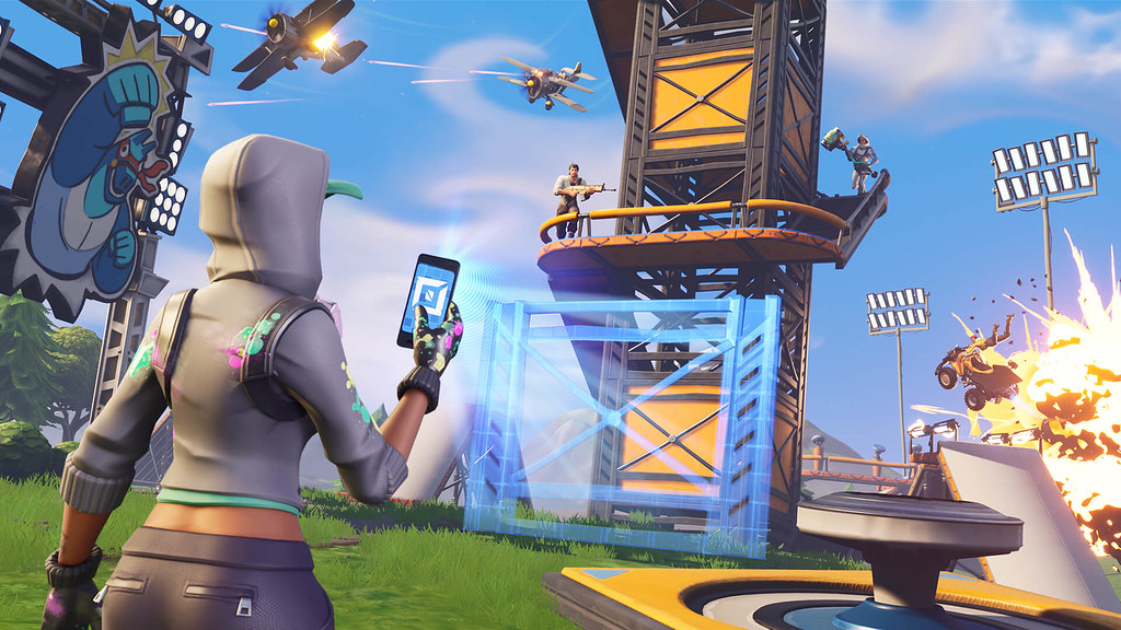 Fortnite – Besser bauen im Battle Royale