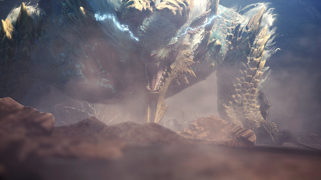 Der Gameplay-Twist in der neuen Beta von Monster Hunter World: Iceborne