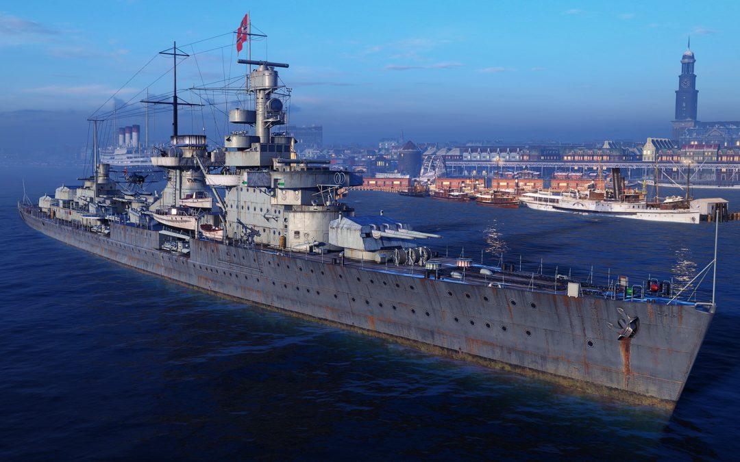 World of Warships: Legends verlässt mit dem heutigen Update Early Access