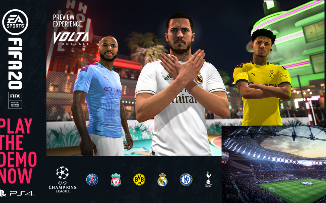 Hier ist alles, was ihr in der FIFA 20 Demo tun könnt.