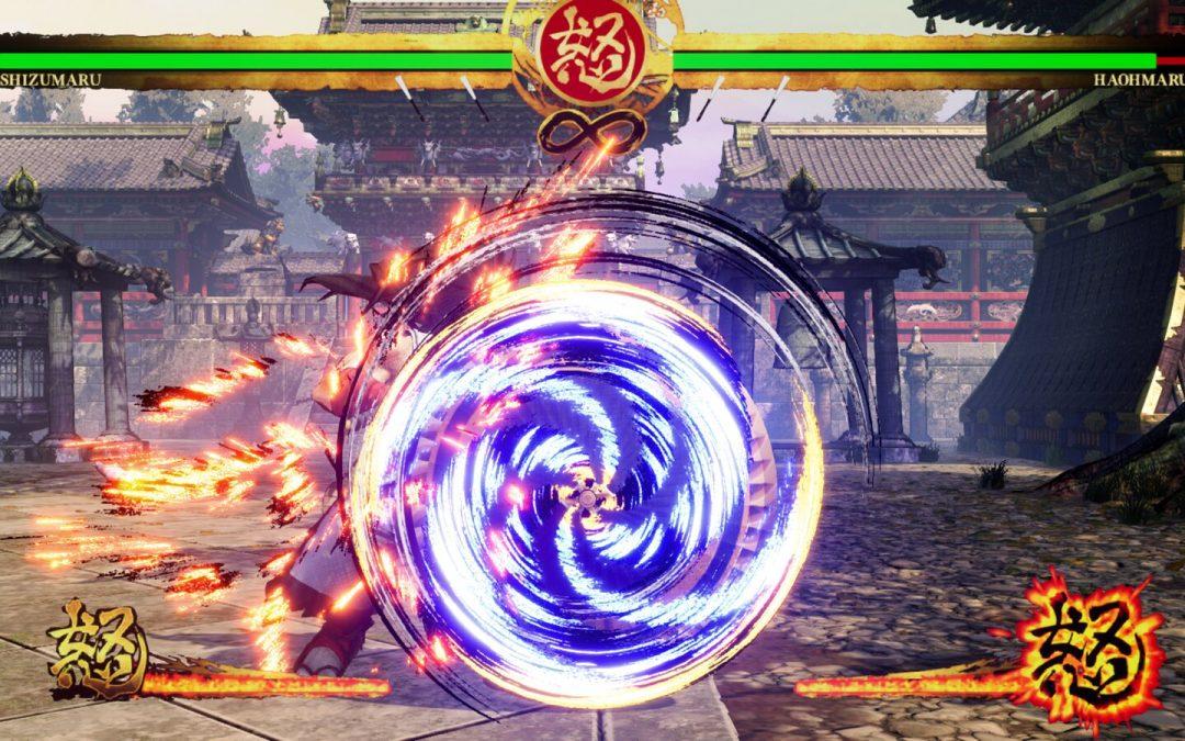 Shizumaru ist ab nächster Woche neu im Team von Samurai Shodown