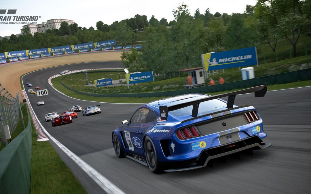 Hier ist alles, was zum heutigen Update 1.45 von GT Sport erscheint