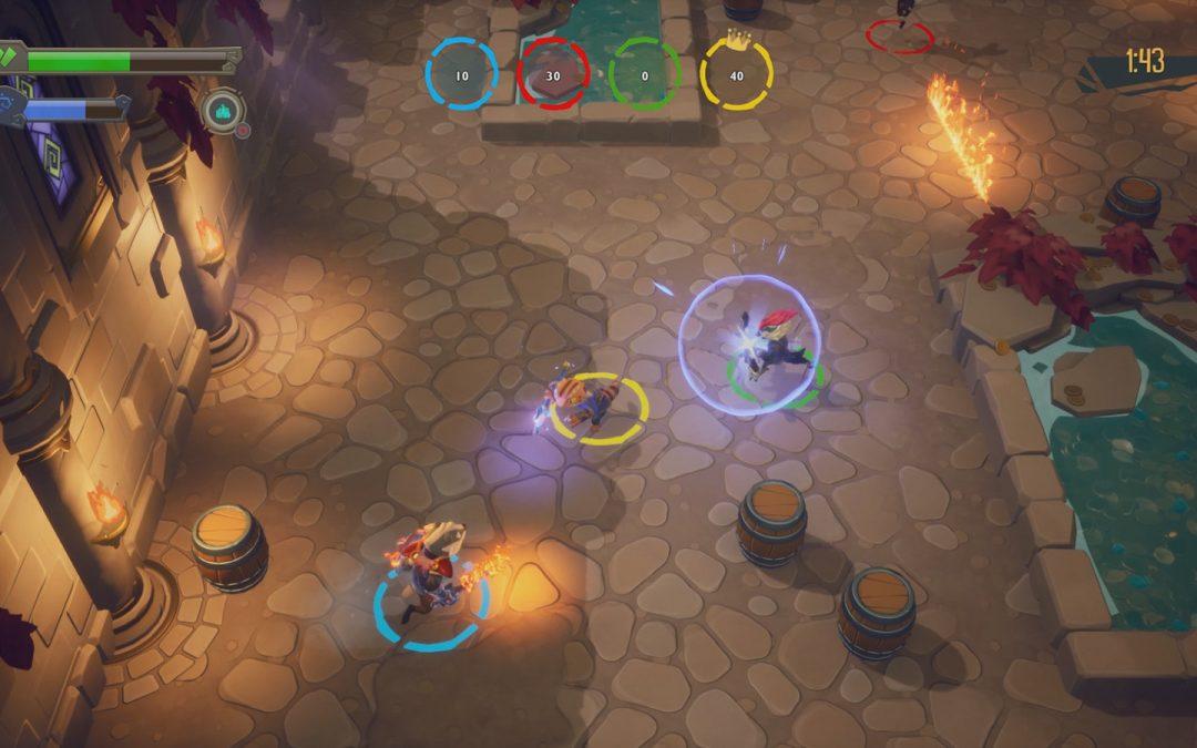 Der kompetitive Dungeon-Crawler ReadySet Heroes erscheint morgen