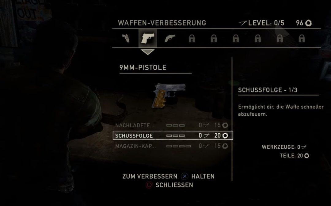 The Last of Us Remastered – 8 Tipps für die Trophäenjagd