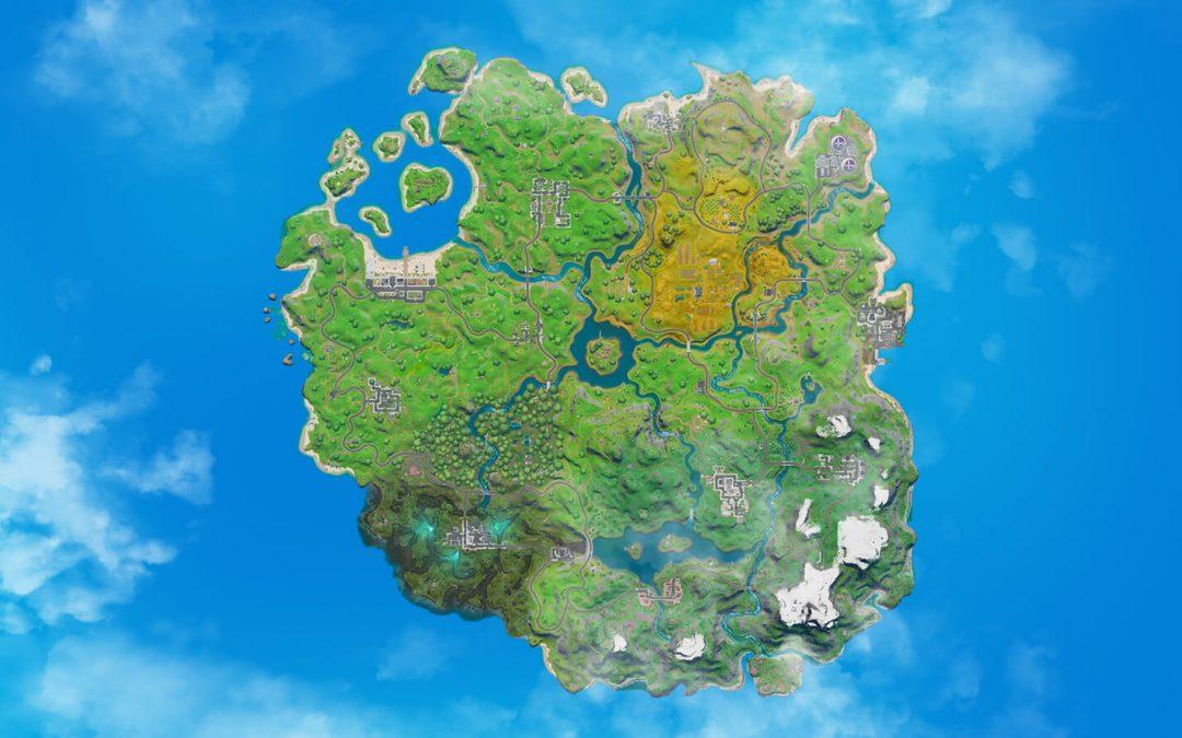 Fortnite startet Kapitel 2 – Kommt zurück und erlebt die neue Insel