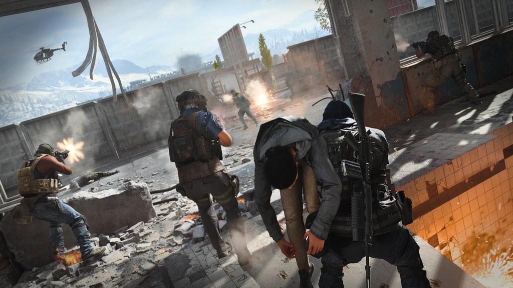 Tiefe Einblicke in den Special Ops Koop-Modus von Modern Warfare