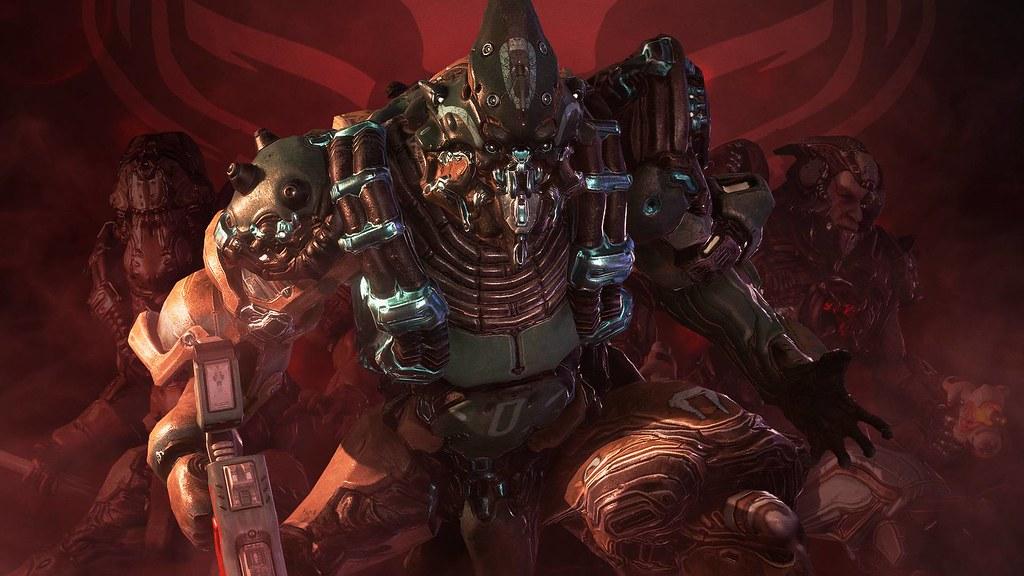 """Stellt euch im Warframe-Update """"Das Alte Blut"""" einem unsterblichen Erzfeind"""