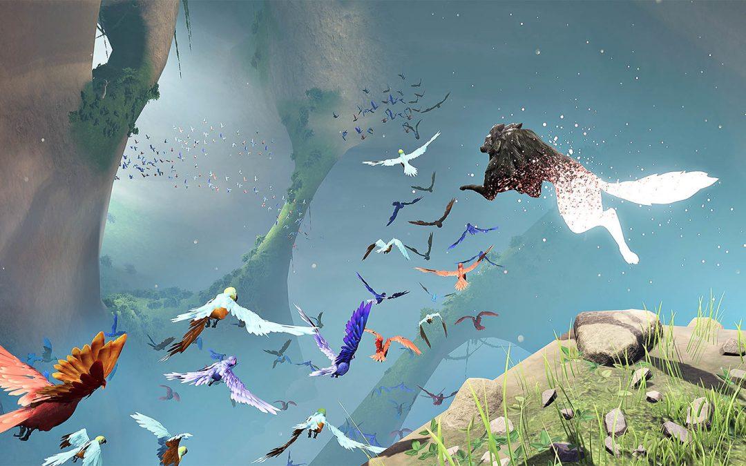Der Launch-Trailer von Lost Ember enthüllt vor dessen Veröffentlichung morgen neue Orte und Charaktere