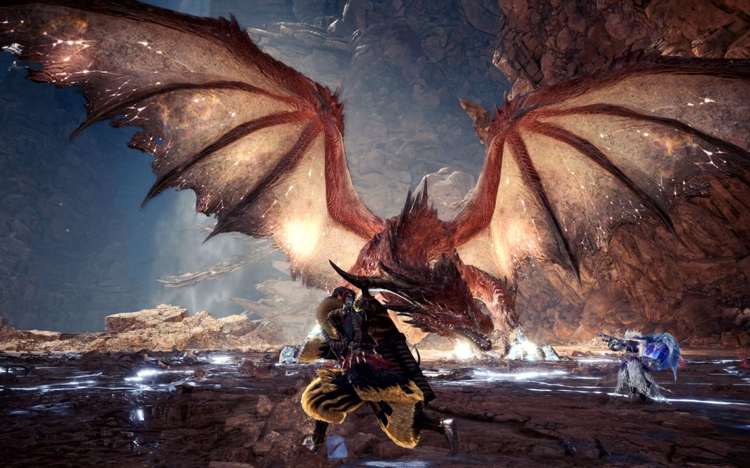 Neue Horizon Zero Dawn-Quest ab heute in Monster Hunter World: Iceborne verfügbar