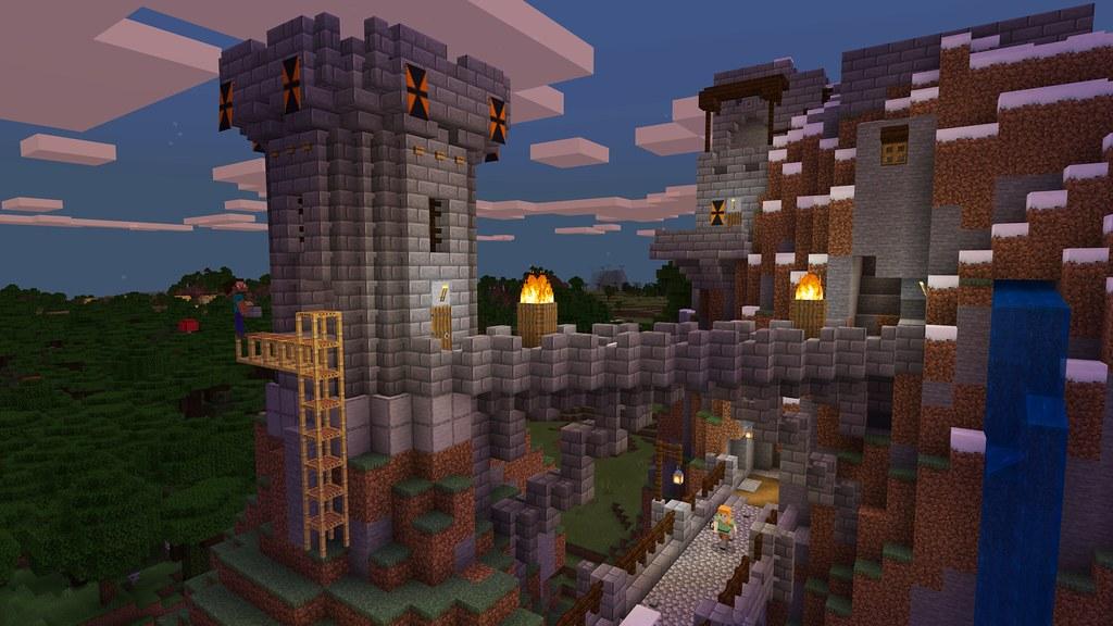 Alles, was ihr über das Minecraft Bedrock-Update auf PS4 wissen müsst