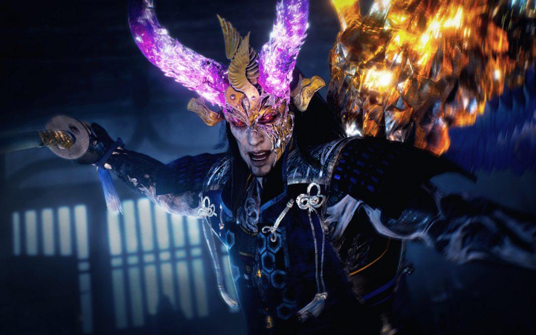 Packender neuer Story-Trailer zu Nioh 2, Details zu DLC