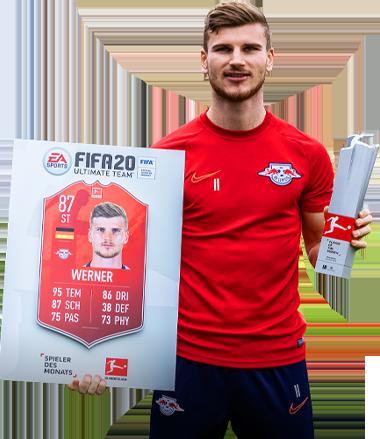 FIFA 20 – Spieler des Monats Dezember-Voting