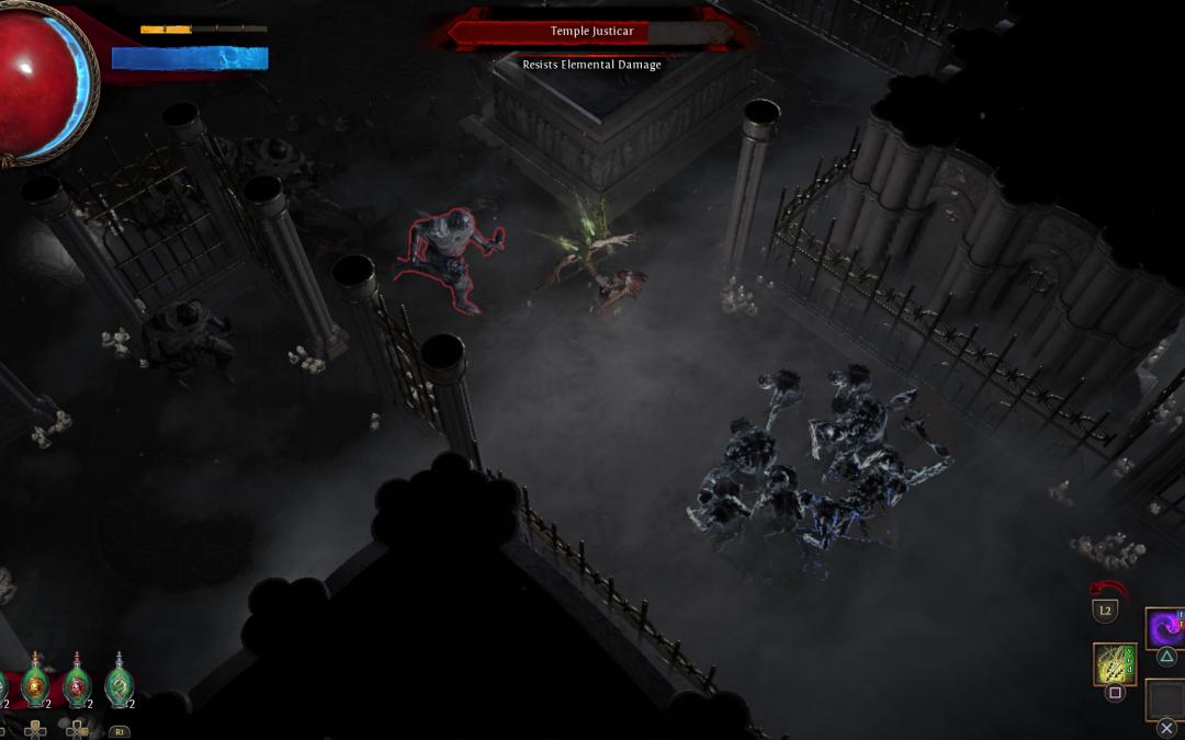 Werft einen Blick in den Wahnsinn des Path of Exile's Delirium-Update, das ab sofort auf PS4 erhältlich ist