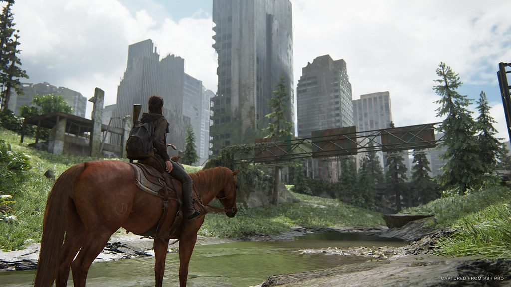 So erkundet ihr die post-pandemische Welt von The Last of Us Part II