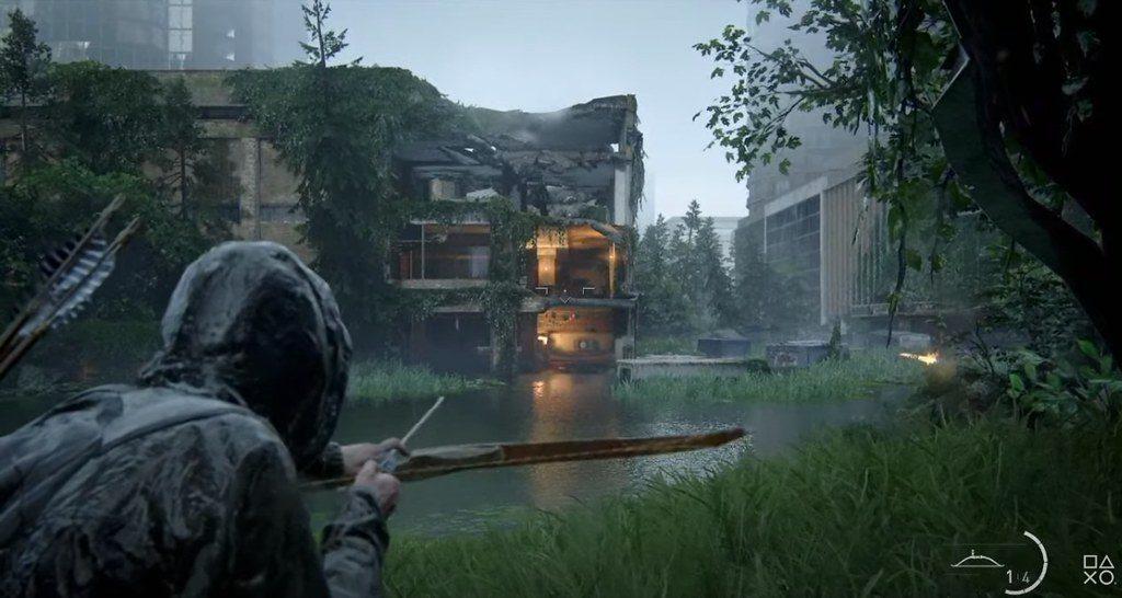 Überleben in der post-pandemischen Welt von The Last of Us Part II