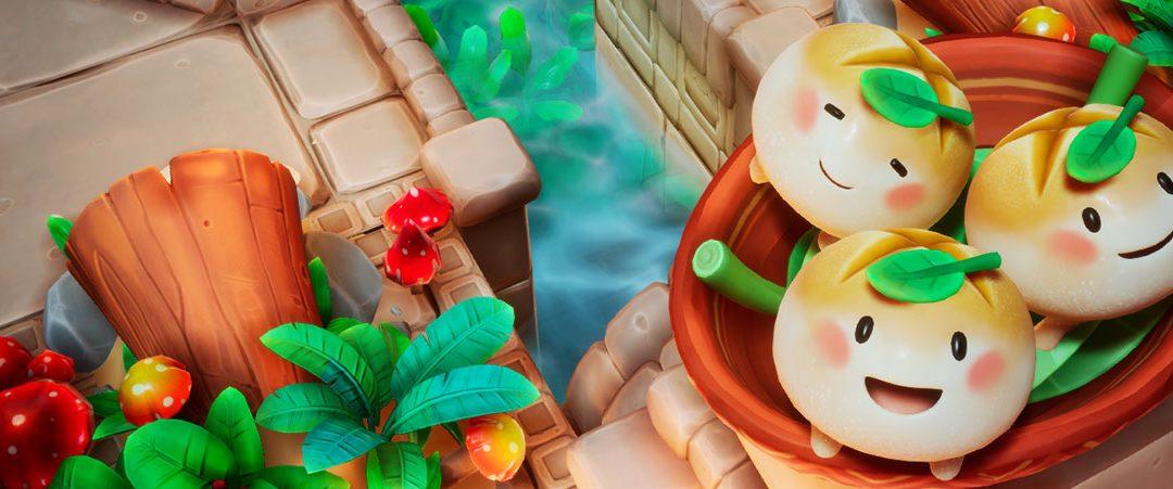 Couch-Koop PVP-Party-Brawler Bake 'n Switch erscheint auf PS4