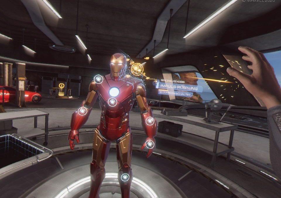 Wir stellen vor: Die Charaktere aus Marvel's Iron Man VR