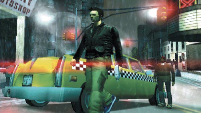 Multiplayer-Geschichte: Die GTA-Serie