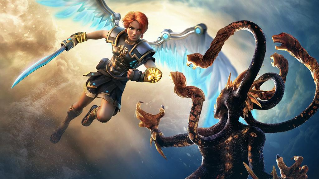 Immortals Fenyx Rising – Zelda, oder nicht Zelda?