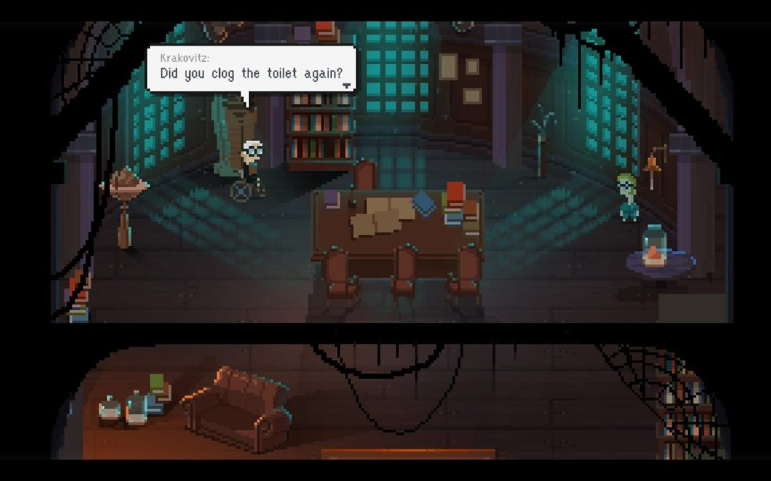 Nine Witches: Family Disruption ist ein Liebesbrief an Adventure Games