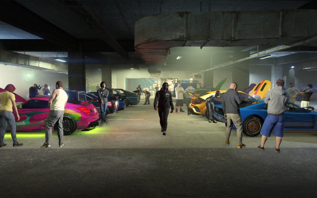 Grand Theft Auto Online: Los Santos Tuners erscheint bald
